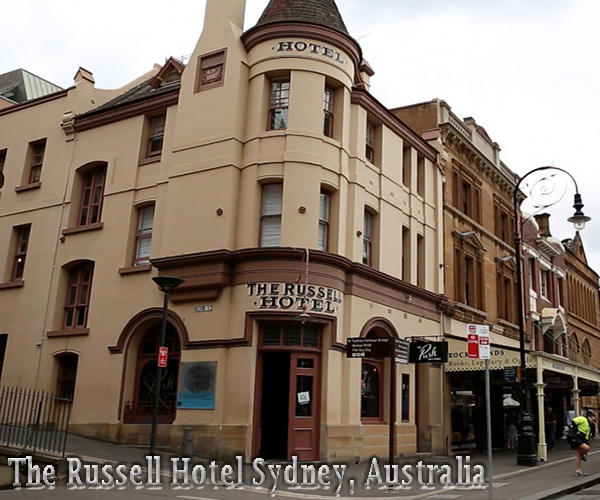 The Russell Hotel Sydney, Australia