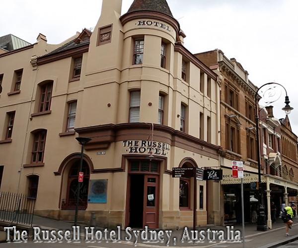 The Russell Hotel Sydney, Australia